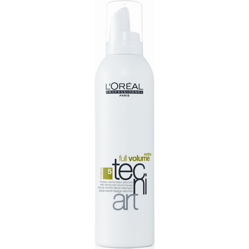 L'Oreal Tec Ni Art Full Volume Extra 250ml