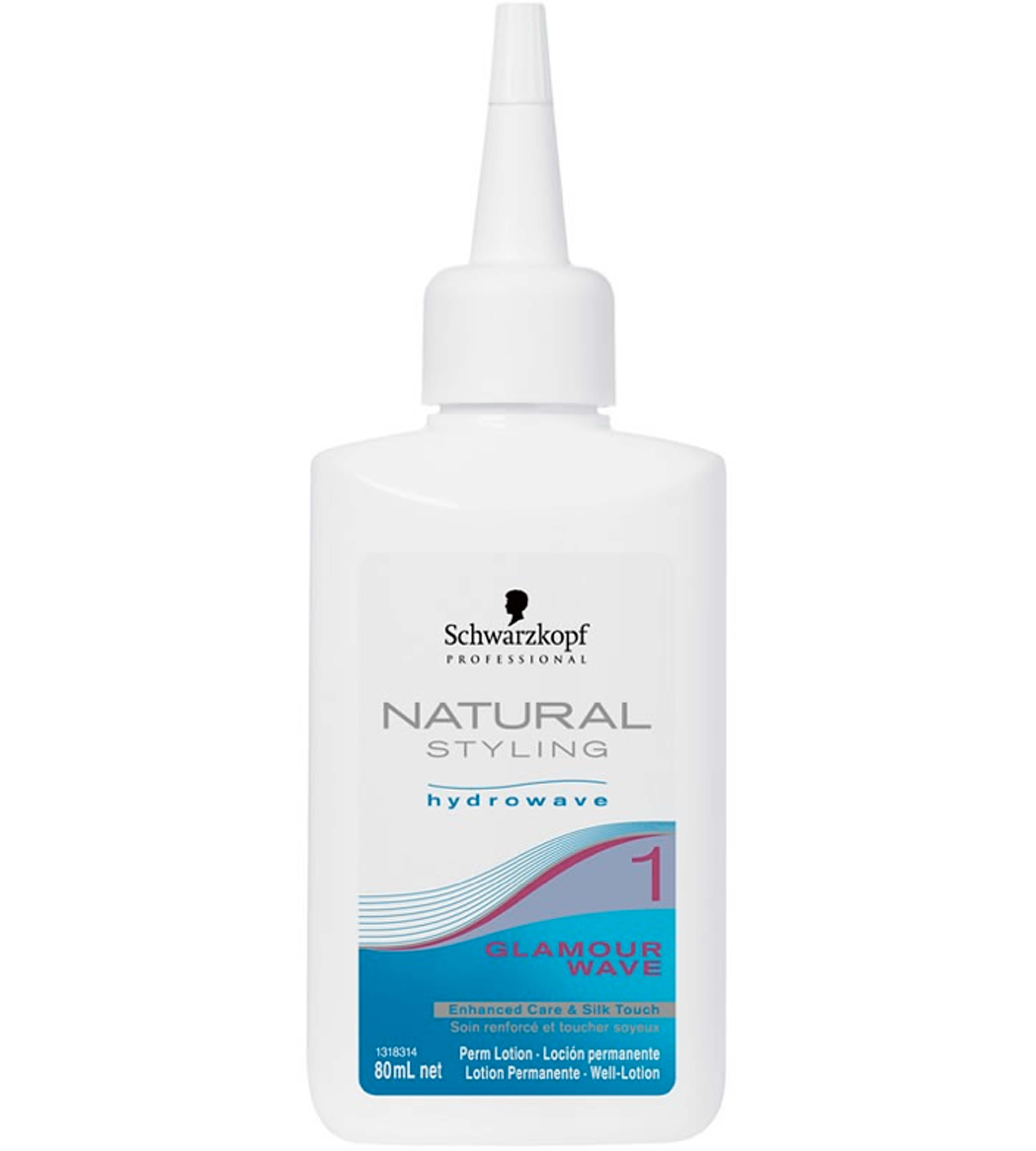 Schwarzkopf Natural Styling Hydrowave Glamour Wave - 0 (for Resistant Hair)