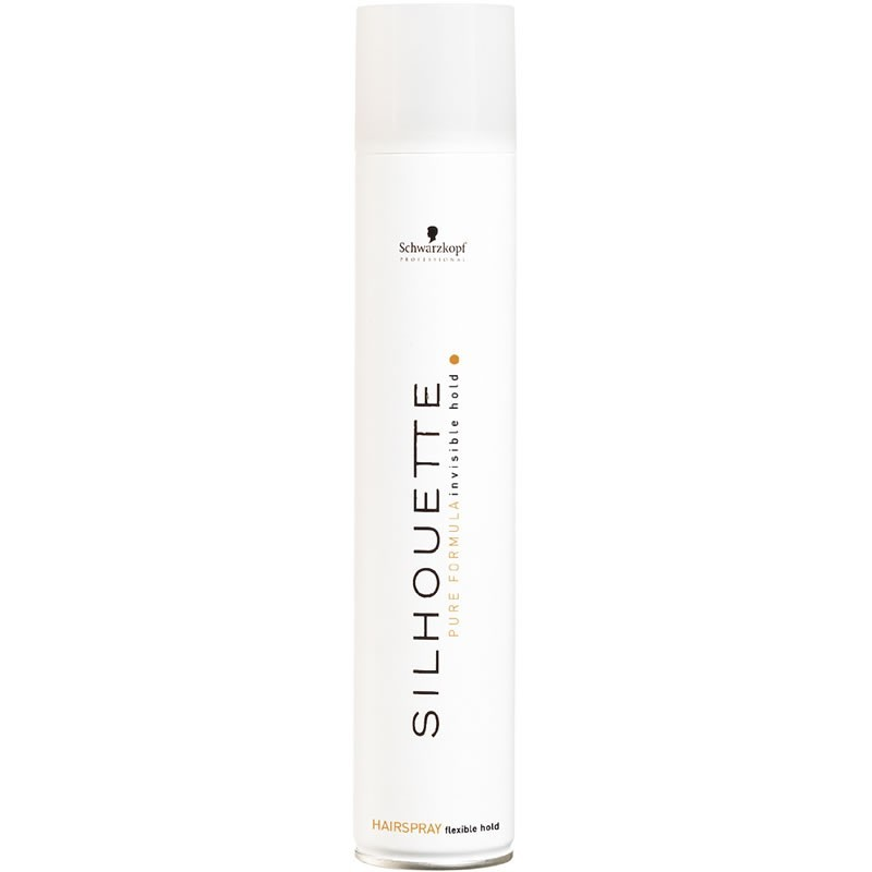 Schwarzkopf Silhouette Hairspray Flexible Hold 750ml