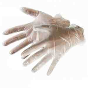 Powder Free Vinyl Gloves - Small