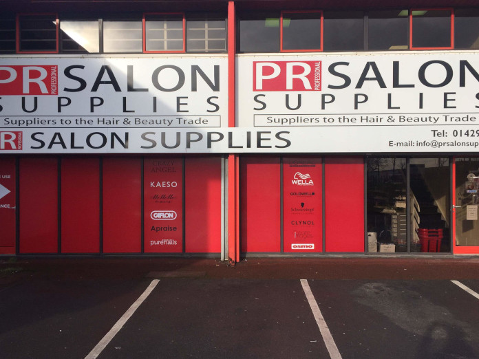 Outside PR Salon Supplies