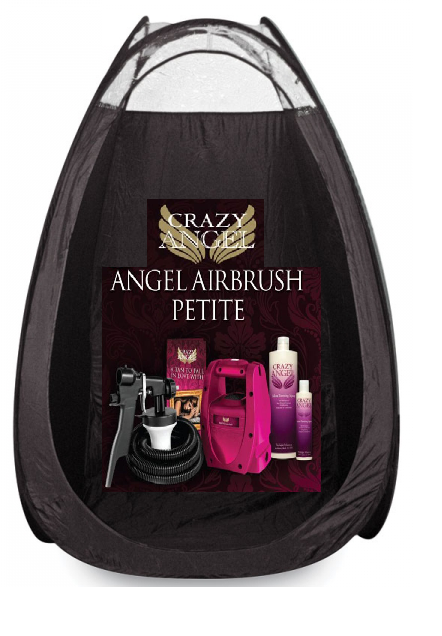 Crazy Angel Airbrush Petite & Tent Deal