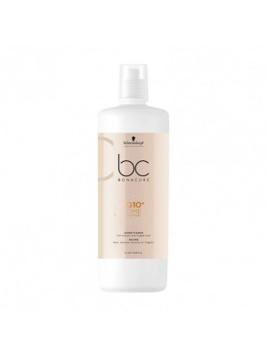 Schwarzkopf Bonacure Q10+ Time Restore Taming Conditioner - 1 Litre