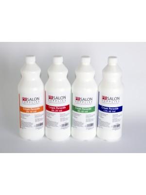 PR Salon Supplies Cream Peroxide 1 litre