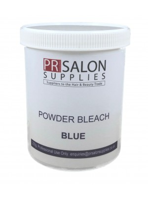 PR Salon Supplies Blue Powder Bleach 200g