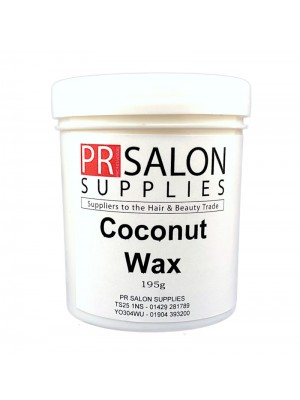 PR Professional Salon Supplies Coconut Wax 195g