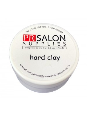 PR Professional Salon Supplies Hard Clay 70ml