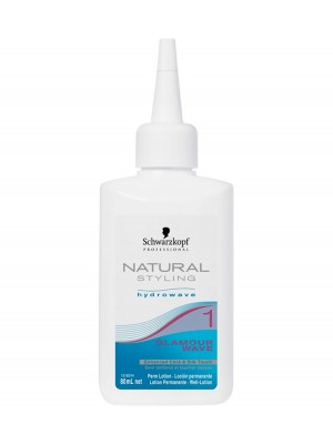 Schwarzkopf Natural Styling Hydrowave Glamour Wave - 1 (for Normal Hair)