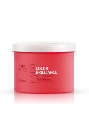 Wella Color Brilliance Mask 500ml - Fine/Normal