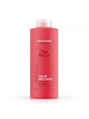 Wella Color Brilliance Conditioner 1000ml - Fine/Normal