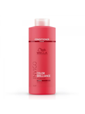 Wella Color Brilliance Conditioner 1000ml - Coarse