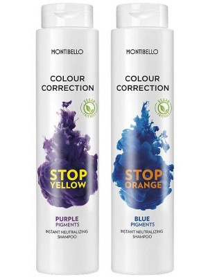 Montibello Colour Correction Shampoo 300ml