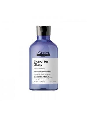 L'Oreal Serie Expert Blondifier Gloss Shampoo - 300ml
