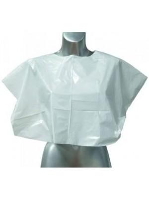 Disposable Shoulder Cape Pk100 - White
