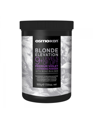 OSMO Ikon Blonde Elevation Premium Violet Lightening Powder 9+ 500g