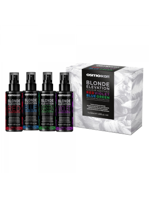 OSMO Ikon Blonde Elevation Colour Additive Starter Kit