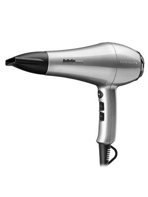 BaByliss Pro Powerlite Hair Dryer - Silver