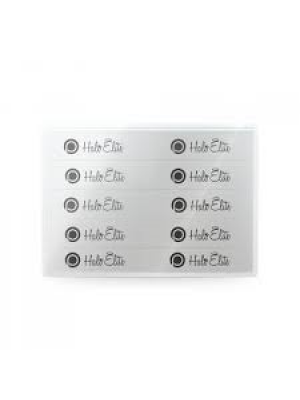 Pure Nails White Block - 10 Pack