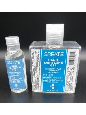 Create Images Hand Sanitizing Gel