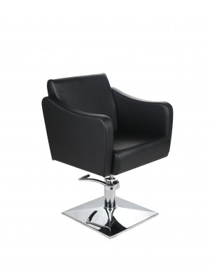 Salon Fit - Manhattan Styling Chair - Black