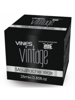 Vines Vintage Moustache Wax 25ml