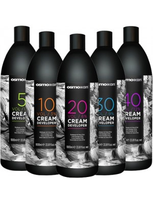 OSMO IKON Cream Developer 1 Ltr