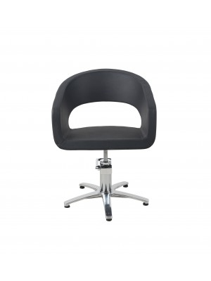 Salon Fit - Plaza Styling Chair - Black
