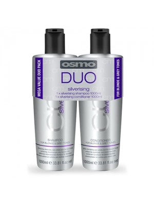 Osmo Silverising Twin Pack