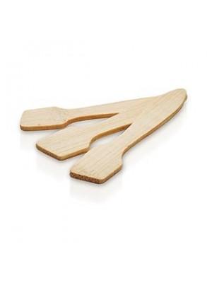 HIVE Bamboo Disposable Spatulas
