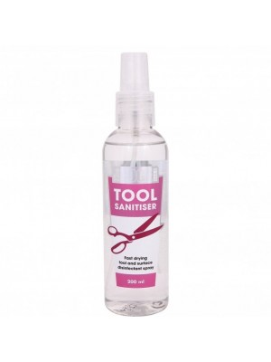 The Edge Nails Fast Drying Tool Disinfectant - Tool Sanitiser 200ml