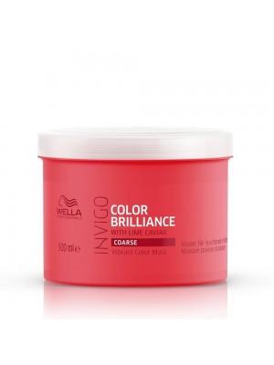 Wella Color Brilliance Mask 500ml - Coarse