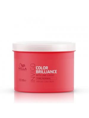 Wella Color Brilliance Mask 500ml - Fine/Normal