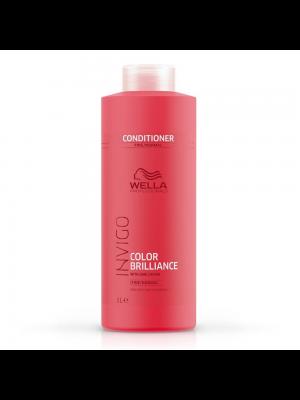 Wella Color Brilliance Conditioner 1000ml - Fine/Normal