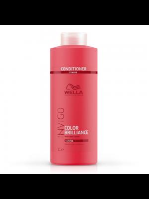 Wella Color Brilliance Conditioner 1000ml - Coarse