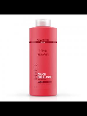 Wella Color Brilliance Shampoo 1000ml - Coarse