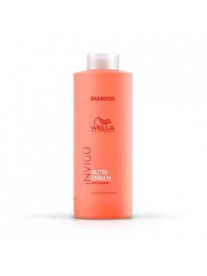 Wella Nutri Enrich Shampoo 1000ml