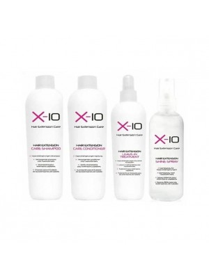 X-10 Hair Extension After Care Kit.
