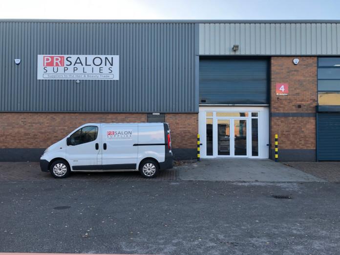 Outside PR Salon Supplies York