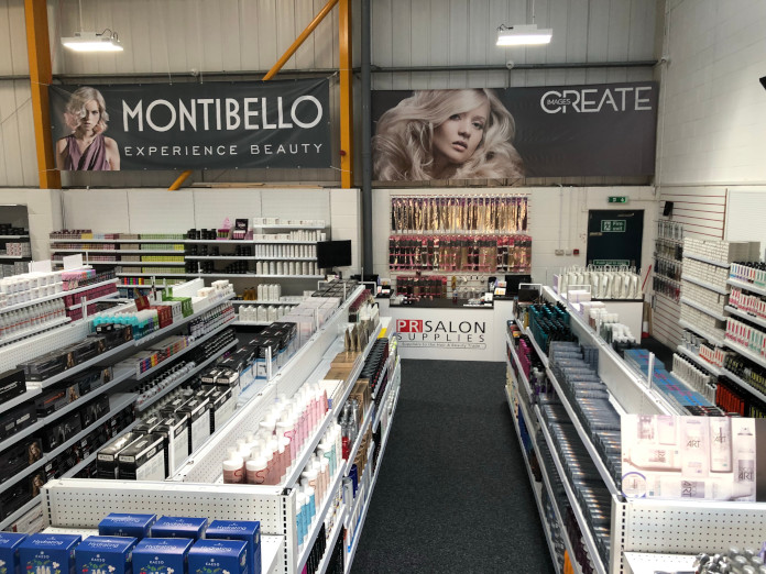 Inside PR Salon Supplies York