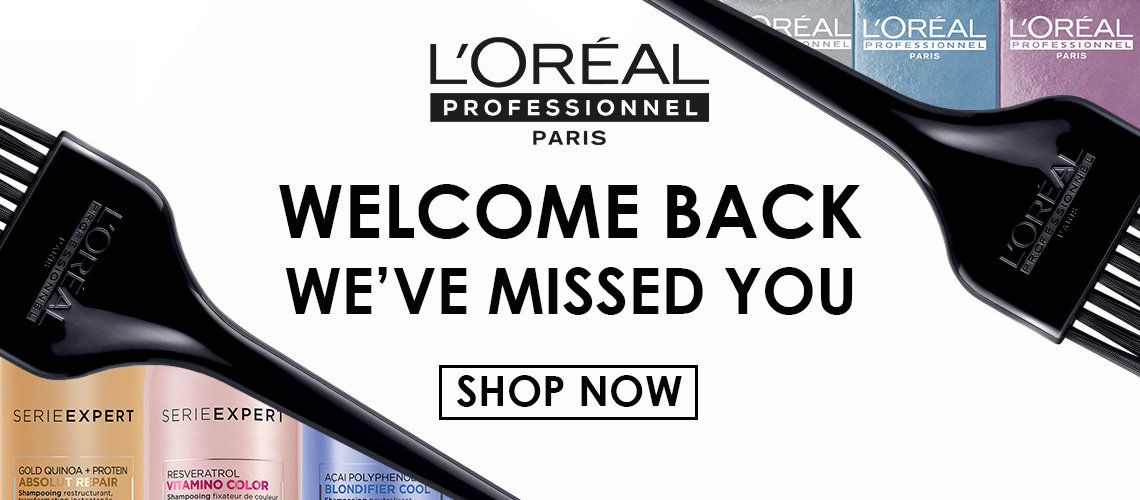 L'Oreal Welcome Back