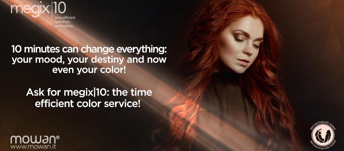 Megix 10 - the 10 minute colour
